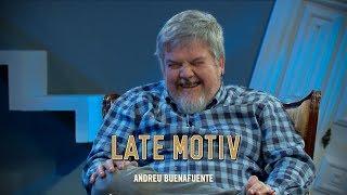 "LATE MOTIV - Javier Coronas. ""Romper El Hielo""  | #LateMotiv524"