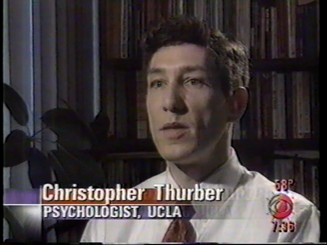 Dr. Chris Thurber on CBS This Morning