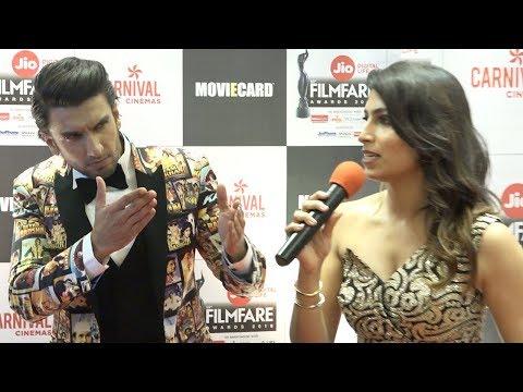 JIO Filmfare Awards 2018 Red Carpet