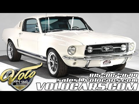 1967 Ford Mustang (CC-1379739) for sale in Volo, Illinois