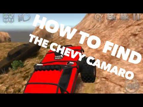 Offroad Outlaws: How To Find The Chevy Camaro (the Last Barn Find)