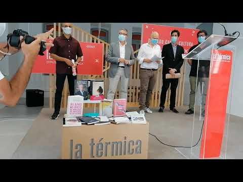 Málaga 451, festival literario de La Térmica