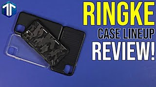 Ringke Case Lineup Review for the iPhone 11 Pro Max!