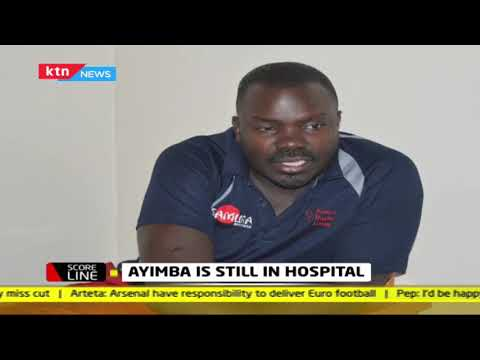 Rugby great Ayimba fighting for his life in hospital after contracting cerebral malaria | SCORELINE