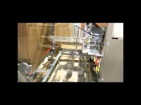 Formadora de cajas para cajas grandes 2-EZ XL a 10 cpm