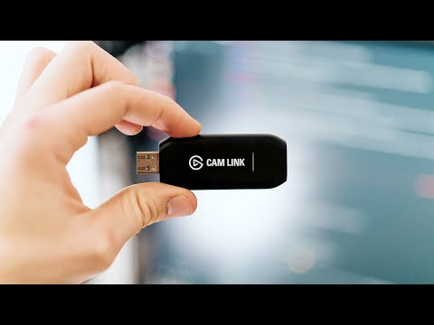 Turn your DSLR into a Webcam – Elgato Cam Link Review
