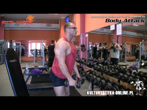 Wędrując ból stawów i mięśni