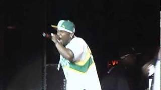 50 Cent - Your Not Like Me live