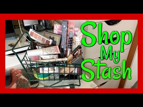 Weekly Makeup Drawer February 2019 | Shop My Stash Project Pan & New Makeup