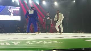Fight 2 Win Judo Match Shebaro v. Andrews