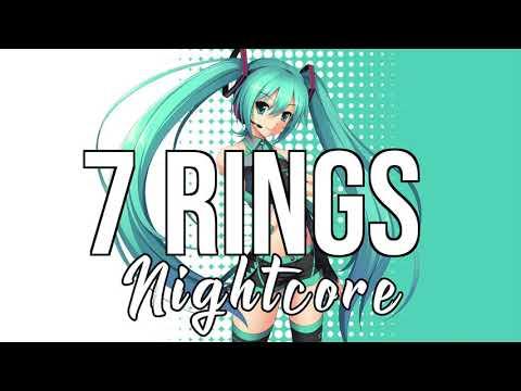 (NIGHTCORE) 7 rings - Ariana Grande