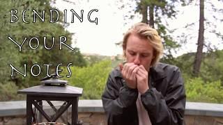 How to Bend Notes - Harmonica Basics (E)