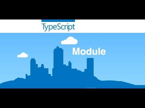 22-  TypeScript || Module