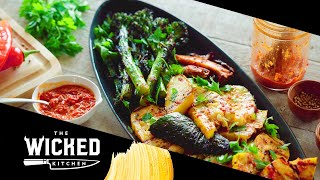 Harissa Grilled Vegetables | The Wicked Kitchen