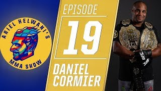 Daniel Cormier on UFC 230, calling out Brock Lesnar and Jon Jones | Ariel Helwani's MMA Show