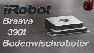 iRobot Braava 390t Wischroboter - Unboxing & Inbetriebnahme [Deutsch/German]