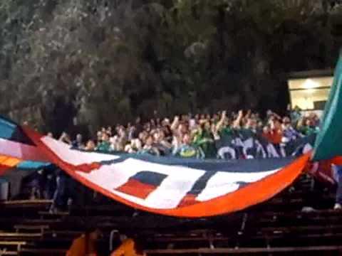 """Los Tanos - Ese Gol Ya LLegara."" Barra: Los Tanos • Club: Audax Italiano"