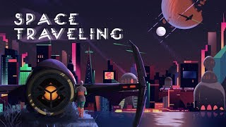 Space Traveling [Lo Fi  Jazz Hop  Chill Mix]