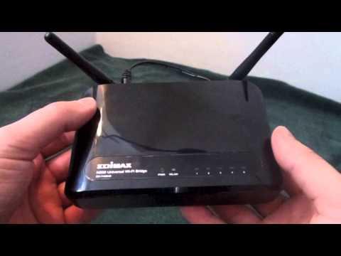 Edimax N300 Wi-fi Bridge