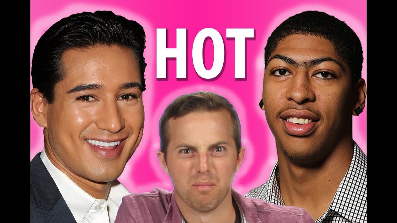 Straight Guys Review Hot Celebrity Males' Eyebrows thumbnail