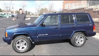 Here's Why Everyone Loves the Jeep Cherokee XJ