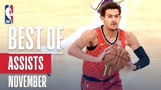 NBA's Best Assists | November 2018-19 NBA Season