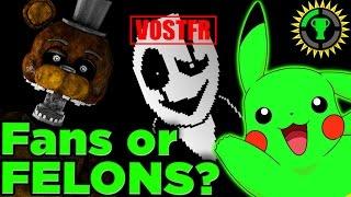 Game Theory VOSTFR - Mon fan-game est-il un CRIME ?