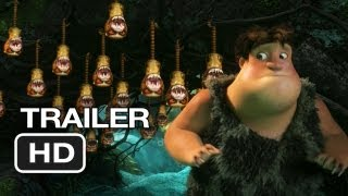 The Croods - Official Trailer #1