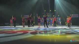 Shall We Dance on Ice: Conga Finale
