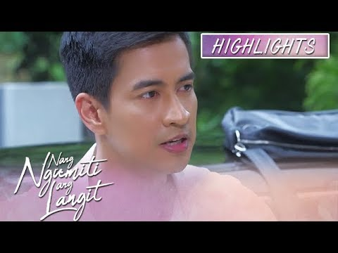 Michael gets furious about the DNA test results of Amber | Nang Ngumiti Ang Langit