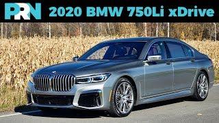2020 BMW 750Li xDrive Review