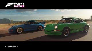 Forza Horizon 3 - Porsche Car Pack DLC Trailer (2017)
