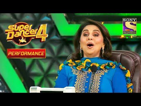 Pruthviraj, Amit और Sanchit ने किया Neetu Ji को Impress | Super Dancer 4 | सुपर डांसर 4