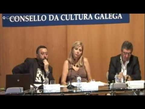 3ª Sesión. Sustentabilidade dos museos. Poderes públicos e sector privado. Debate. Antonio Maia Nabais, Santiago Palomero Plaza, modera Ángeles Penas Truque