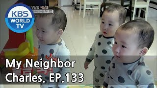 My Neighbor, Charles | 이웃집 찰스 - Ep.133 / Six Siblings of the An Family  [ENG/2018.03.22]