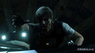 RESIDENT EVIL 2 - Leon S. Kennedy Tribute - Crawling In The Dark