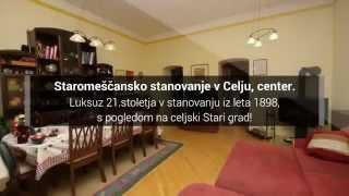 preview picture of video 'Stanovanje, Celje, center, staromeščansko'