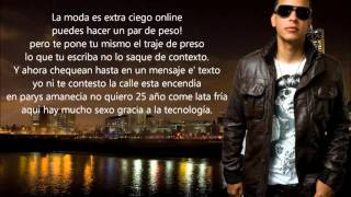 Daddy Yankee Calle Moderna ...............
