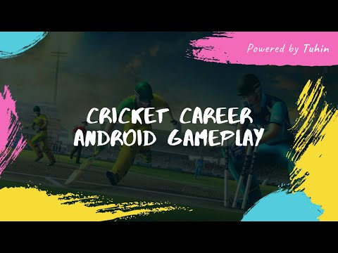 ▶▶ New Zealand VS Bangladesh || Cricket Career || Android Gameplay In HD ◀◀