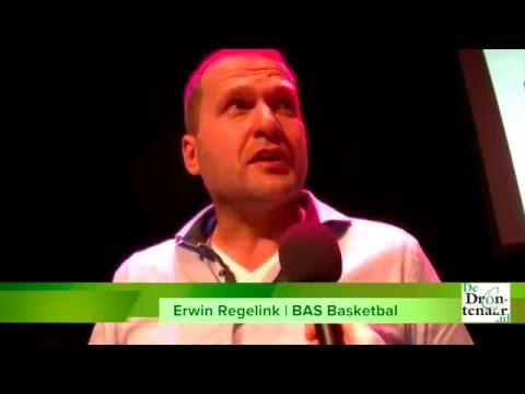 Biddinghuizen wil BAS Basketbal absoluut niet kwijt aan Dronten