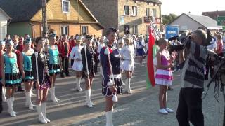preview picture of video 'XI Europarada Suchowola 2013 - Hymn Polski'