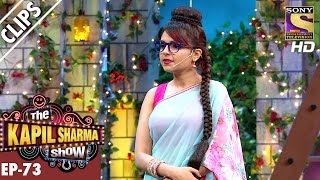 Vidyavati Offers A Government Job To Himesh Reshammiya  The Kapil Sharma Show – 8th Jan 2017