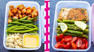 7 Healthy Meal Prep Dinner Ideas For Weight Loss