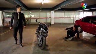 ขุนกระทิง - The Reincarnation - ช่อง7- ชาลี เลิศโพคานนท์ vs. ชูพงษ์ ช่างปรุง