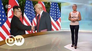 Дональд Трамп и Ким Чен Ын встретились: что дальше? (12.06.2018)