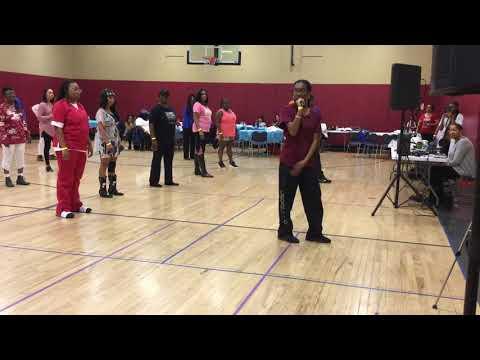 Krystal Klear Line Dance Demo and Instructional by Krystal Butler