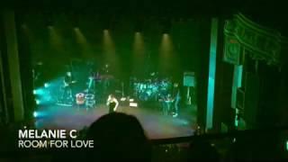 Melanie C - Room For Love LIVE in London 2017 - Video Youtube