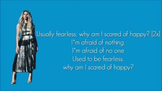 חמשת הרמוניות - מפחדת מאושר