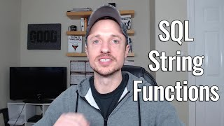 SQL String Functions Tutorial (LEFT, RIGHT, POSITION, CONCAT, LOWER, REPLACE)