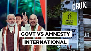 Amnesty International Shuts Its Operations In India, Accuses Govt Of A Witch-Hunt